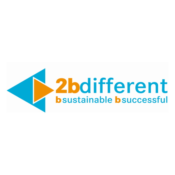 2bdifferent Logo