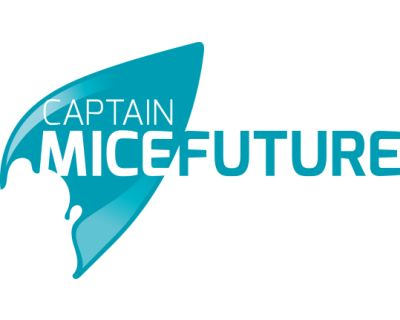 Captain MICE Future auf der Cebit
