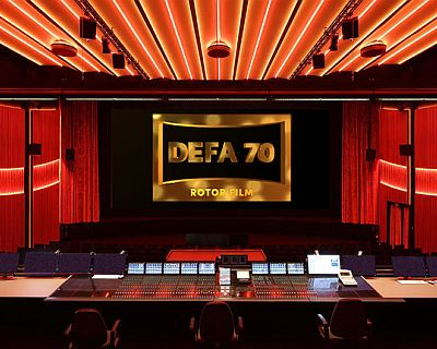 DEFA 70:  Different Stories - One Place