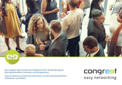 Easy Networking mit Congreet